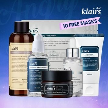KLAIRS | Angry Skin Calming Package