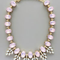 Blush Midnight Kiss Necklace