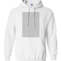 Bee Movie Script Gildan Heavy Blend Hoodie Shirt
