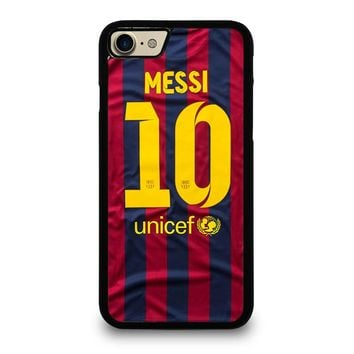 LIONEL MESSI 10 JERSEY BARCELONA iPhone 7 Case Cover