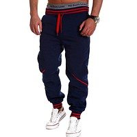 Harem Sweatpants In Solid Colors