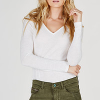 Clean And Simple Long Sleeve Top