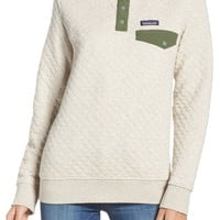 Patagonia Quilted Pullover | Nordstrom