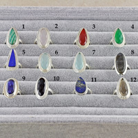 Sample Table Sale - Sterling Silver Rings - Lot 12C