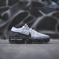 Nike Air VaporMax FK - Platinum / Volt Green / Black