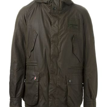 Barbour 'Reiver' waxed jacket