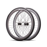 6KU 700c Fixie Wheels