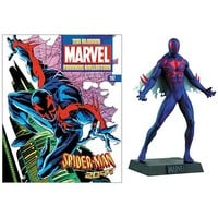 Spider-Man 2099 Collector Magazine with Figure - Eaglemoss Publications - Spider-Man - Statues at Entertainment Earth