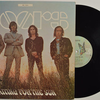 """THE DOORS - """"Waiting For The Sun"""" vinyl record"""