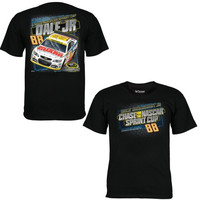 Dale Earnhardt Jr. Chase Authentics 2014 Chase for the Sprint Cup National Guard T-Shrit - Black