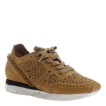 NEW OTBT Women's Sneakers Khora in Gold Washed