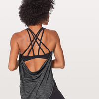 Free To Be Serene Tank (2 in 1) *Medium Support For C/D cup | Women's Tanks | lululemon athletica