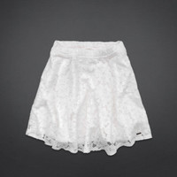 Hollister Lace Skater Skirt