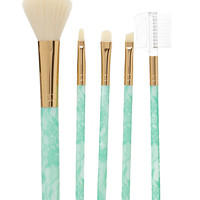 Floral Lace Brush Set