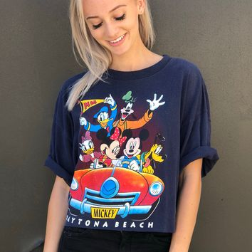 Mouse Club Daytona Beach Tee
