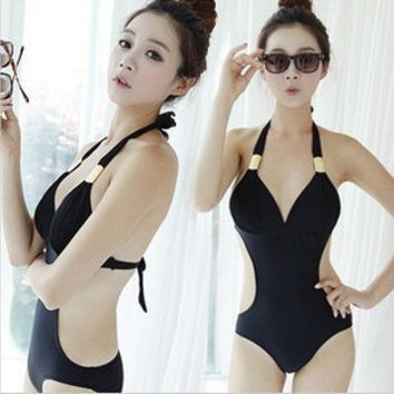 Hot Swimsuit New Arrival Summer Beach Swimwear Sexy Slim Plus Size Bikini [6532639175]