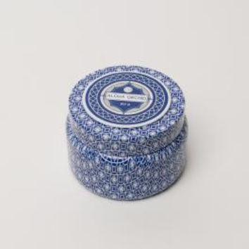 Capri Blue Printed Travel Tin -Pomegranate Citrus