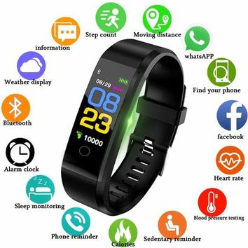 FitLife Unisex Smart Watch