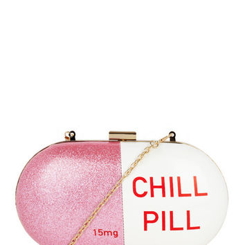 Chill Pill Cross Body Bag