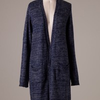 Stella Sweater Cardigan (Navy)