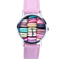 Macaron Watch Women's Causual