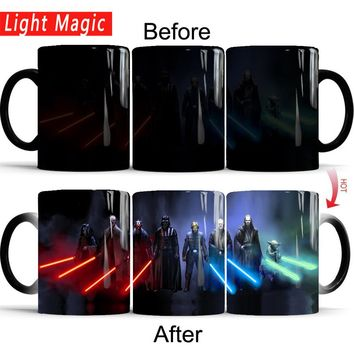 Star Wars Light Saber Magic Mug Vol 2