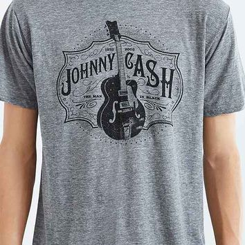 Retro Brand Johnny Cash Tee