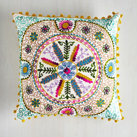 Boho Bo-Homey Pillow by Karma Living from ModCloth