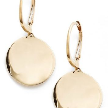 Bony Levy Concave Drop Earrings (Nordstrom Exclusive) | Nordstrom