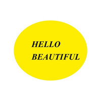 Instant Printable HELLO BEAUTIFUL  Instant Download, 8x10, Wall Art