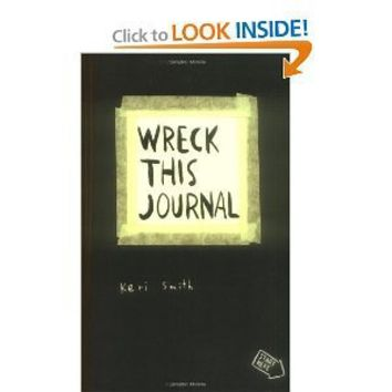 Wreck This Journal Paperback – June 5, 2007