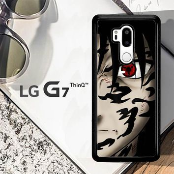 Anime Naruto Itachi Sharingan Y0386 LG G7 ThinQ Case