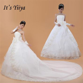 Free Shipping Wedding Dress 2016 Hot Sale Sweetangel Summer Style Tail Bride Dresses Korean Style Wedding Gown Tulle Bride Dress