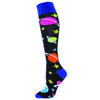 Galaxy Science Socks
