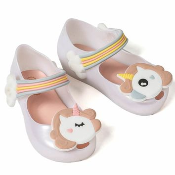Unicorn Jelly Shoes
