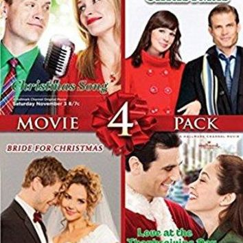 Autumn Reser & Casper van Dien & Various-Hallmark Holiday Collection 4 Christmas Song/Baby's First Christmas/Bride for Christmas/Thanksgiving Day Parade