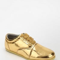 Study Footwear Gold Drop Sneaker