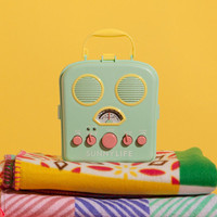 Beach Sounds Portable Speakers