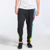 Asphalt Yacht Club Tripped Out Mens Jogger Pants Multi  In Sizes