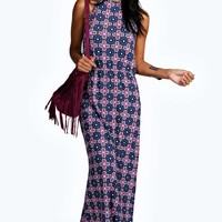 Lorna Bagged Over Maxi Dress