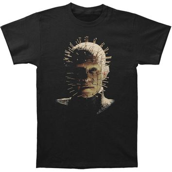 Hellraiser Men's  Pin Head T-shirt Black