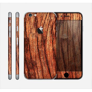 The Warped Wood Skin for the Apple iPhone 6