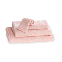 Simply Soft Bath Towel in Pink