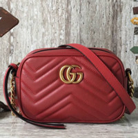 Gucci Fashion Shopping Chain Leather Crossbody Satchel Shoulder Bag For Women