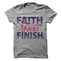 Faith Focus Finish