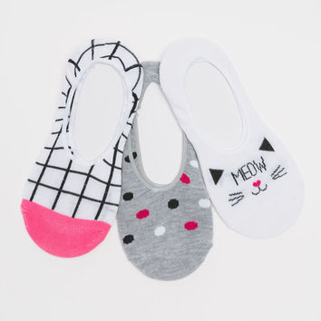Meow Shoe-Liners