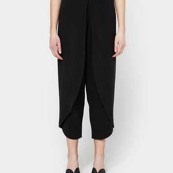 Rodebjer / Nala Crepe Pants in Black
