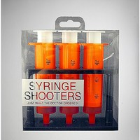 Syringe Shooters 3 Pk - Spencer's