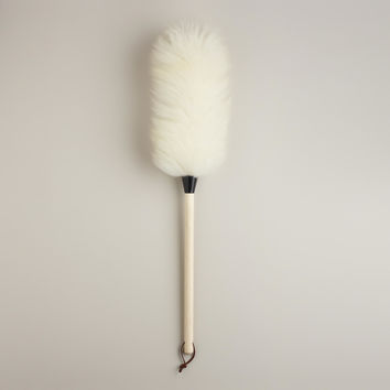 Fuller Brush Lambswool Duster - World Market