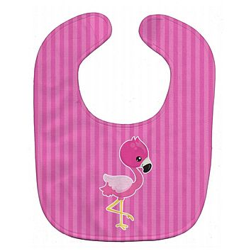 Flamingo Baby Bib BB8766BIB